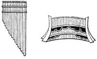 Confucian flutes